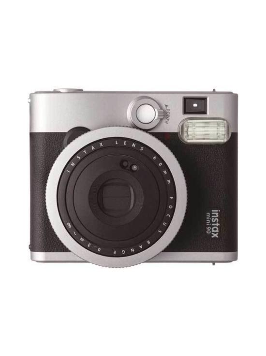 Fujifilm - Fujifilm Instax Mini 90 Neo Classic pikakamera - Musta   Stockmann - photo 5