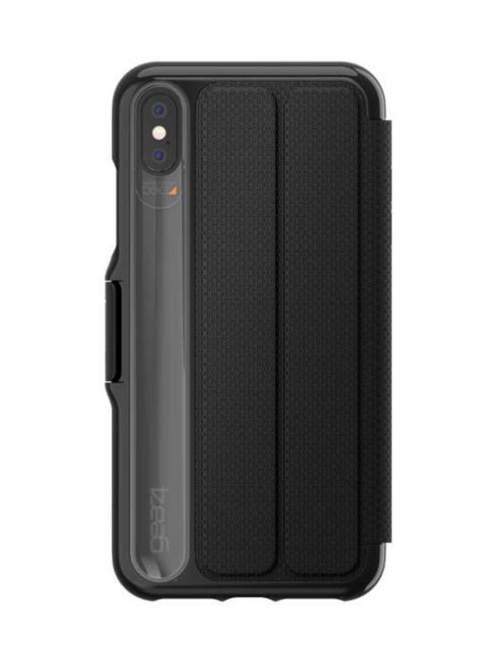 GEAR4 - Oxford iPhone Xs Max suojakuori, musta - MUSTA | Stockmann - photo 2