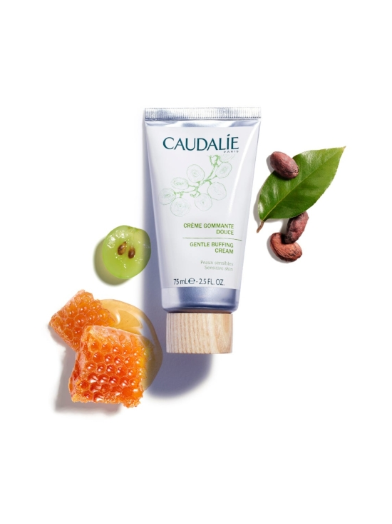 Caudalíe - Gentle Buffing Cream -herkän ihon kuorinta 75ml - null | Stockmann - photo 1