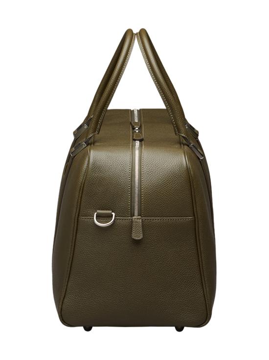 MMV Bags - Varese Overnighter Bag -nahkalaukku - MILITARE GREEN (VIHREÄ) | Stockmann - photo 3