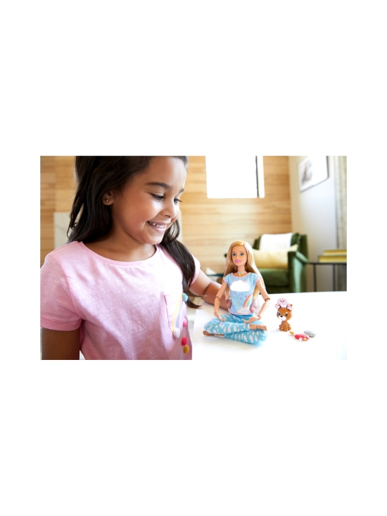 Barbie - MATTEL BARBIE -jooganukke - null | Stockmann - photo 2