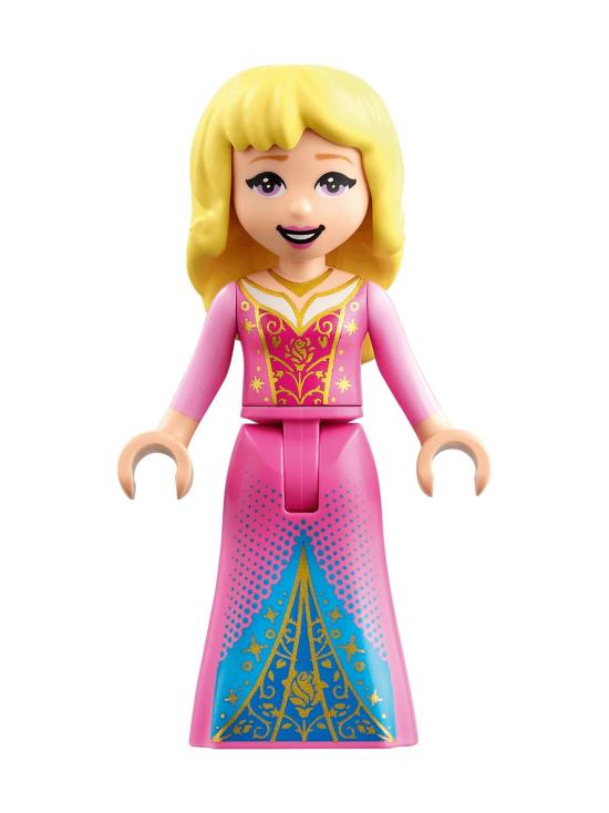 Lego Disney Princess - LEGO DISNEY PRINCESS Ruususen metsämökki 43188 - null | Stockmann - photo 3