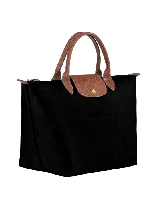 Longchamp - Le Pliage Top Handle M -Laukku - BLACK | Stockmann - photo 2