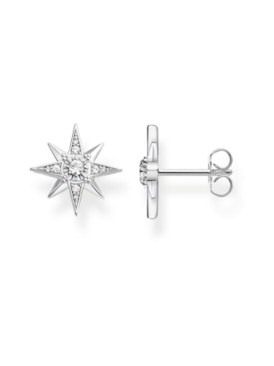 Thomas Sabo - Thomas Sabo Ear Studs Star Silver -korvakorut   Stockmann - photo 1