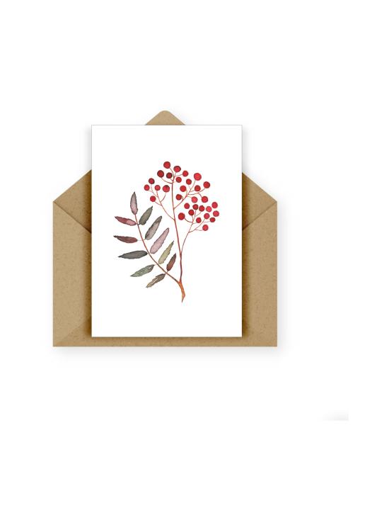 HANNASAARI - Pihlaja kortti avattava 4 kpl | Stockmann - photo 1