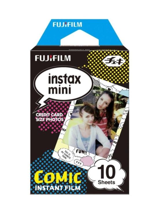Fujifilm - Fujifilm Instax Film Mini Comic (10 kuvaa) pikafilmi | Stockmann - photo 1