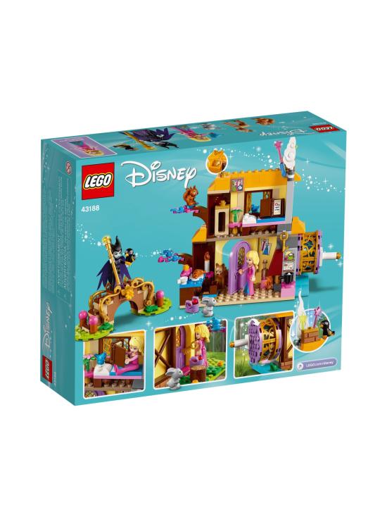Lego Disney Princess - LEGO DISNEY PRINCESS Ruususen metsämökki 43188 - null | Stockmann - photo 8