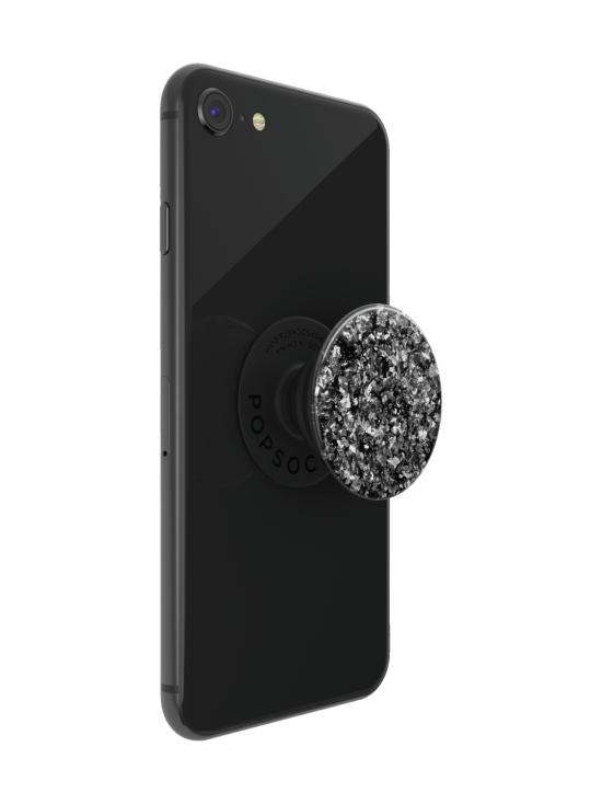 Popsockets - PopGrip Foil Confetti Silver -puhelimen pidike - FOIL CONFETTI SILVER | Stockmann - photo 3