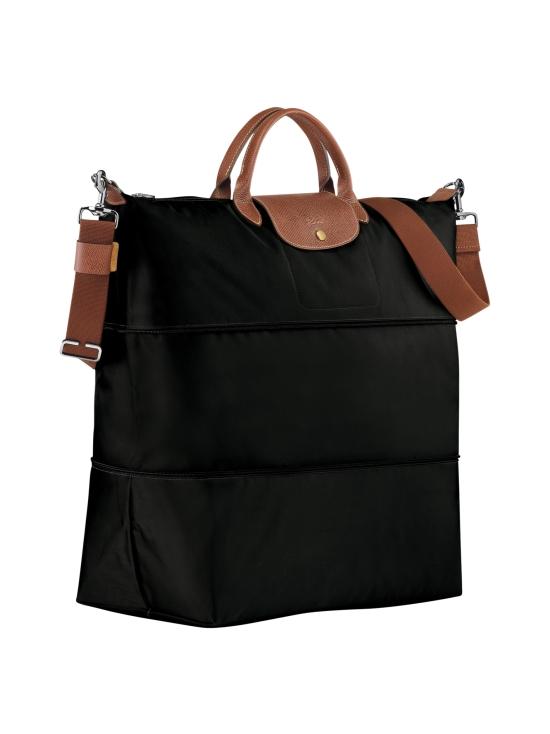 Longchamp - Le Pliage Travel Bag - Laukku (Laajennettava) - BLACK | Stockmann - photo 2
