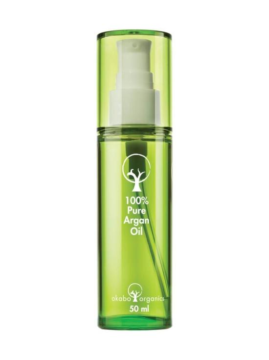 Okabo Organics - 100% Puhdas Arganöljy, 50 ml | Stockmann - photo 1