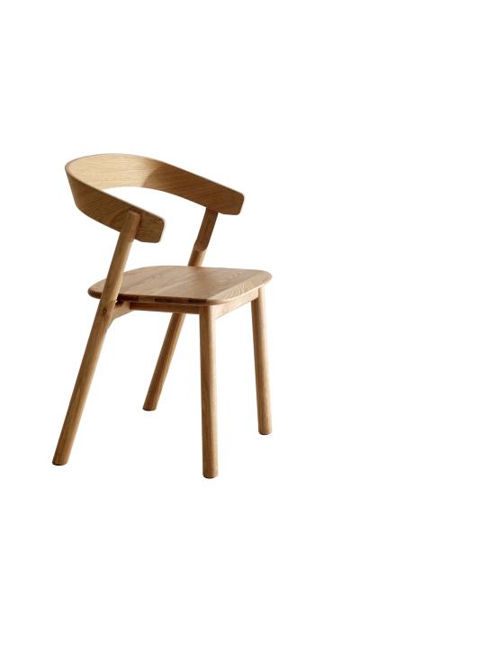 Made by Choice - Nude ruokapöydän tuoli, tammi   Stockmann - photo 1