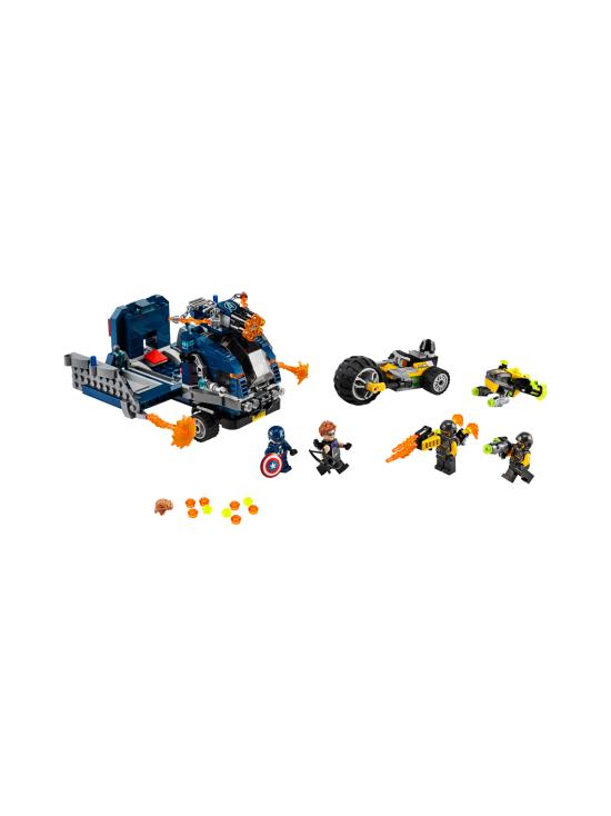 Lego - LEGO SUPER HEROES Avengers Autotaistelu 76143 - null | Stockmann - photo 5