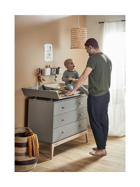 Leander - Leander Matty -hoitoalusta, Cappuccino - BEIGE | Stockmann - photo 8