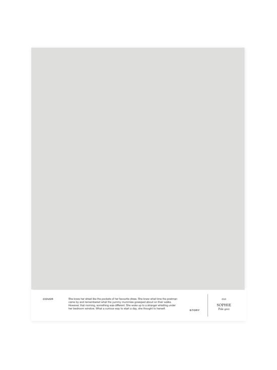 Cover Story - Sävymalli 010 SOPHIE - pale warm grey | Stockmann - photo 1