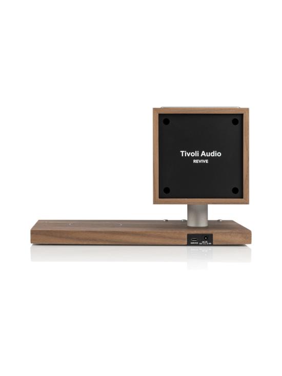 Tivoli - Tivoli Audio Revive Bluetooth-kaiutin, LED-valo ja Qi-laturi, pähkinä - null | Stockmann - photo 4