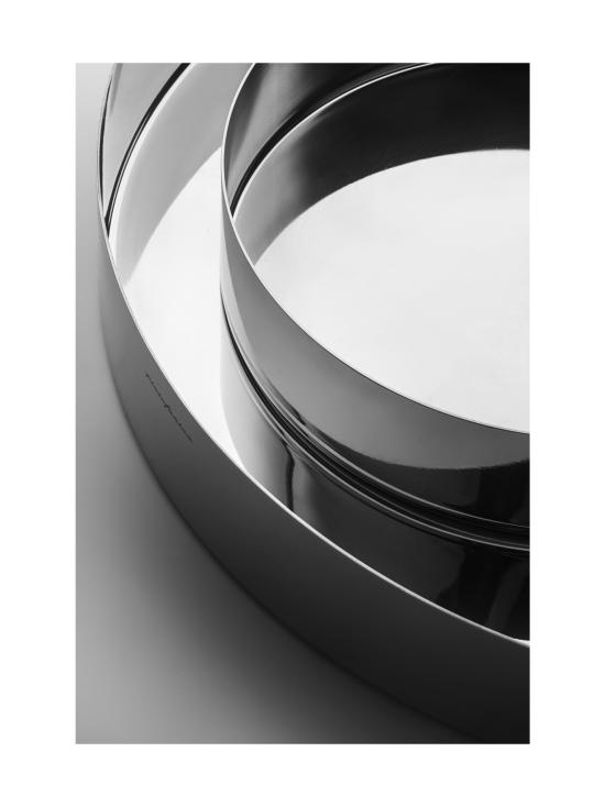 Mepra - Stile by Pininfarina korkeareunainen tarjotin Ø 40 cm   Stockmann - photo 2