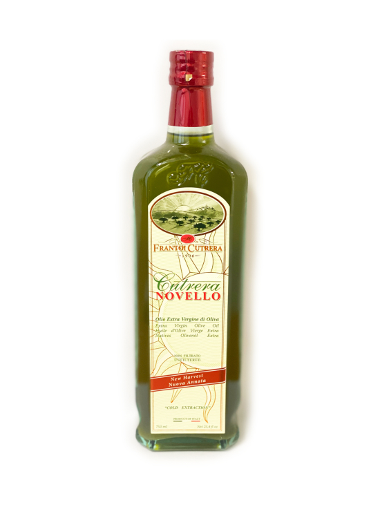 Frantoi Cutrera - Oliiviöljy Cutrera Novello 2020 Frescolio 750 ml | Stockmann - photo 1