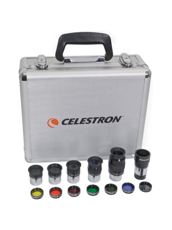 Celestron - Celestron Eyepiece and Filter Kit -okulaari ja suodinpaketti - null | Stockmann - photo 1