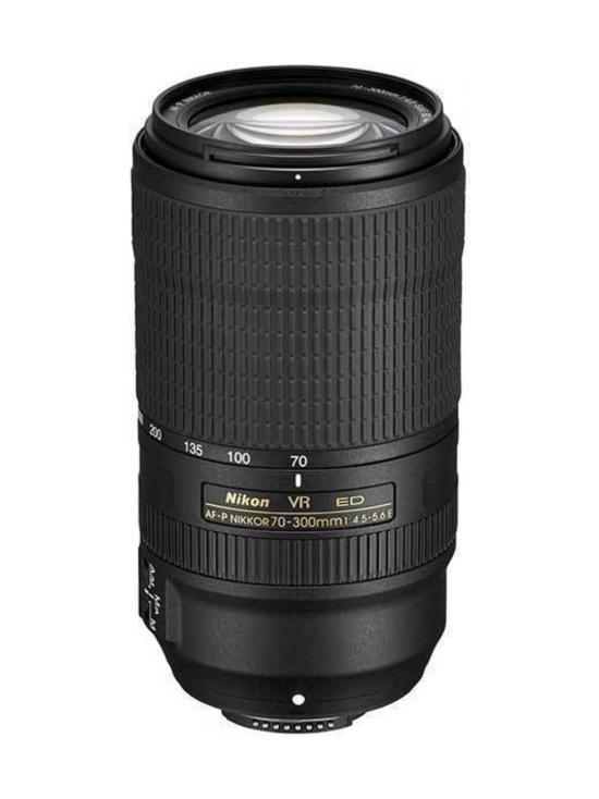 Nikon - Nikon AF-P Nikkor 70-300mm f/4.5-5.6E ED VR - null | Stockmann - photo 1