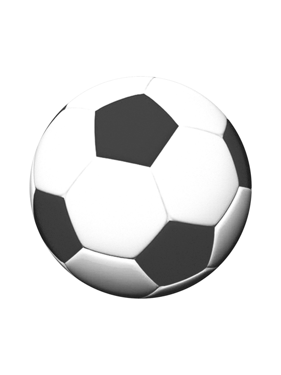Popsockets - PopGrip Soccer Ball  -puhelimen pidike - SOCCER BALL | Stockmann - photo 2