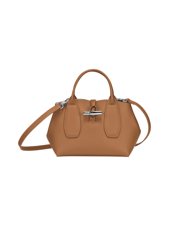 Longchamp - Roseau - Top handle bag S - Nahkalaukku - NATURAL | Stockmann - photo 1
