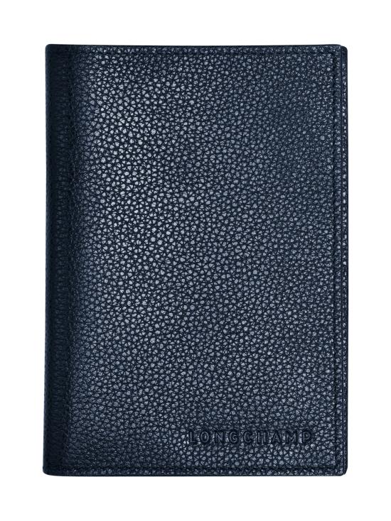 Longchamp - LE FOULONNÉ - PASSPORT COVER - PASSINKUORET - NAVY | Stockmann - photo 1