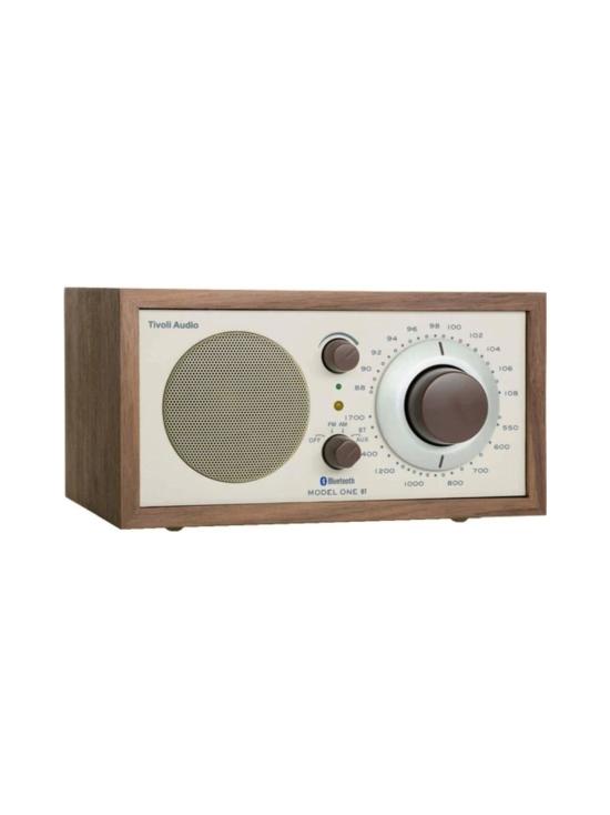 Tivoli - Tivoli Audio Model One BT Classic Walnut/Beige   Stockmann - photo 1
