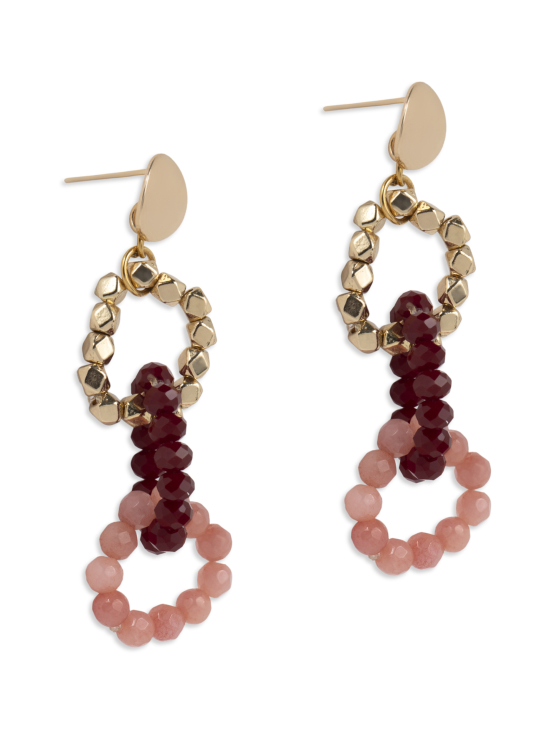 Pearls for Girls-Happy Chain Korvakorut