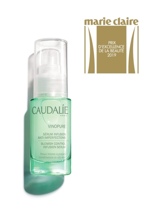 Caudalíe - Vinopure Blemish Control Infusion Serum -seerumi 30ml - null | Stockmann - photo 3