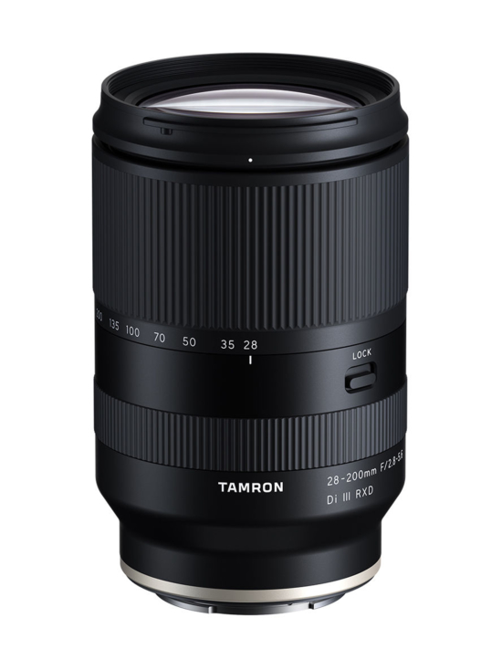 Tamron - Tamron 28-200mm f/2.8-5.6 DI III RXD (Sony FE) -objektiivi | Stockmann - photo 1