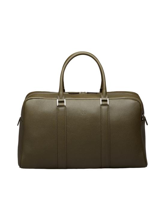 MMV Bags - Varese Overnighter Bag -nahkalaukku - MILITARE GREEN (VIHREÄ) | Stockmann - photo 1