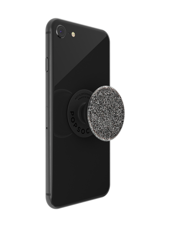 Popsockets - PopSockets Grip Glitter Black -puhelimen pidike - GLITTER BLACK | Stockmann - photo 3