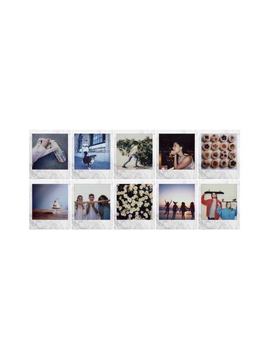 Fujifilm - Fujifilm Instax Film Square (10 kuvaa) pikafilmi - White Marble   Stockmann - photo 2