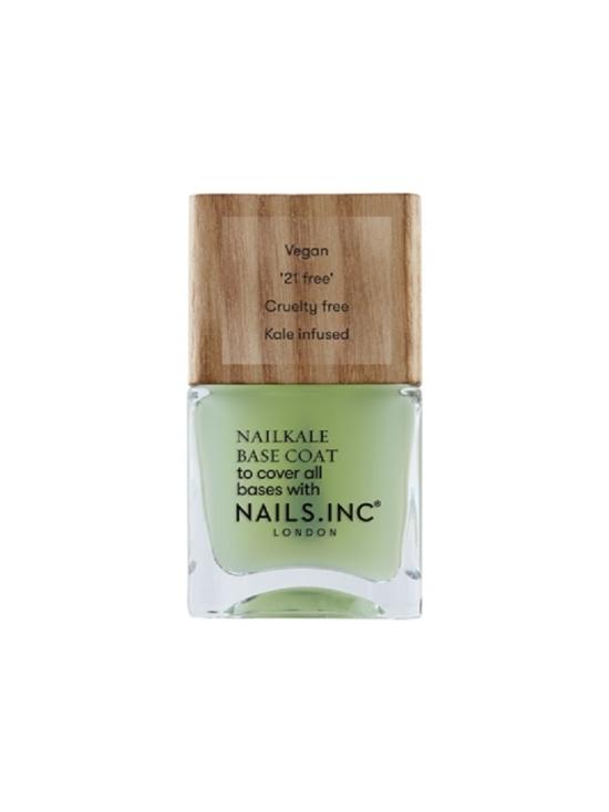 NAILS INC - PLANT POWER Vegan Nailkale Base Coat -vahvistava aluslakka 14ml | Stockmann - photo 1