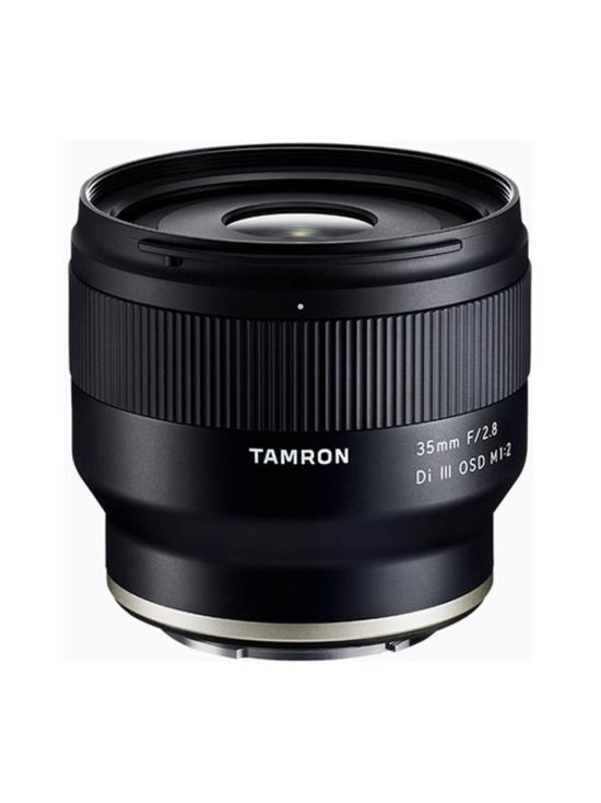 Tamron - Tamron 35mm f/2.8 DI III OSD (Sony FE) -objektiivi | Stockmann - photo 1