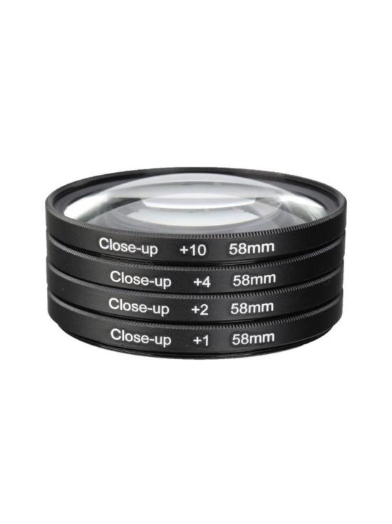Walimex - Walimex Close-up Macro Lens Set - 62mm lähikuvalinssipakkaus - null | Stockmann - photo 1
