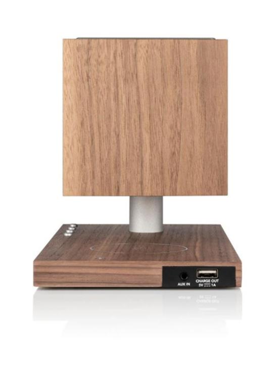 Tivoli - Tivoli Audio Revive Bluetooth-kaiutin, LED-valo ja Qi-laturi, pähkinä - null | Stockmann - photo 2