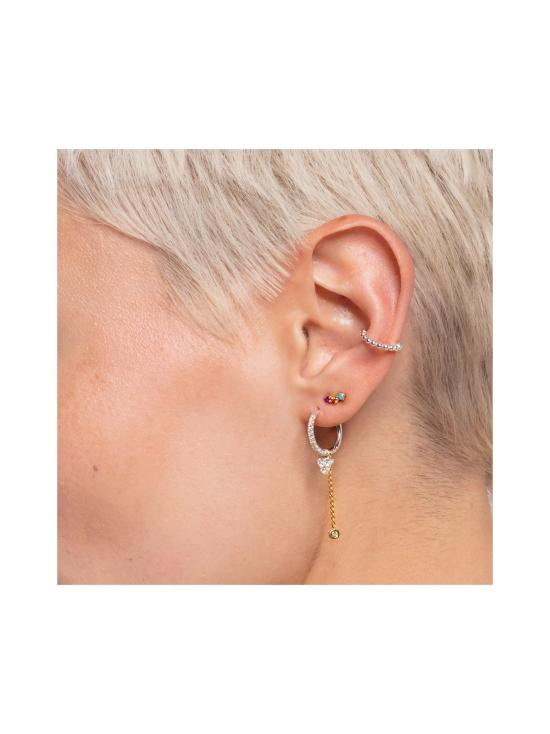 Thomas Sabo - Thomas Sabo Single Ear Cuff Dots Silver -korvakoru | Stockmann - photo 3