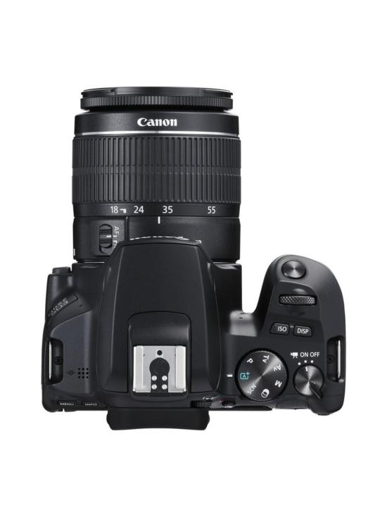 Canon - Canon EOS 250D + 18-55mm IS STM -järjestelmäkamera Kit - Musta - null | Stockmann - photo 2