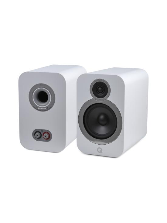 Q Acoustics - Q Acoustics Q3030i hyllykaiutin, valkoinen | Stockmann - photo 1