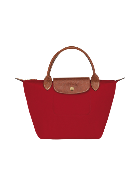 Longchamp - Le Pliage Top Handle S -Laukku - RED | Stockmann - photo 1