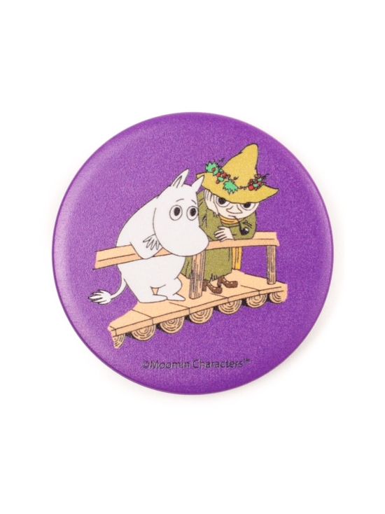 Popsockets - PopSockets Moomin On a Bridge -puhelimen pidike - VIOLETTI | Stockmann - photo 1
