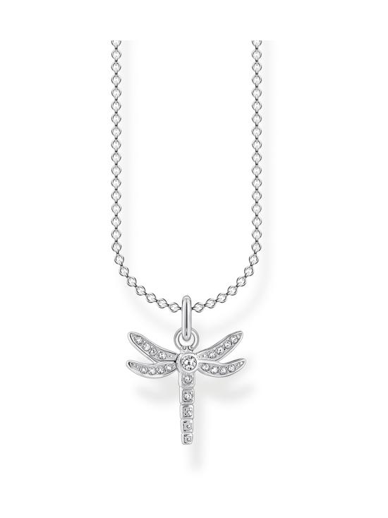 Thomas Sabo - Thomas Sabo Dragonfly Silver -kaulakoru   Stockmann - photo 1