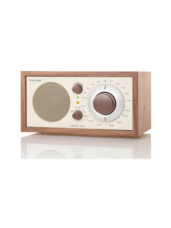 Tivoli Audio Model One Classic Walnut/Beige