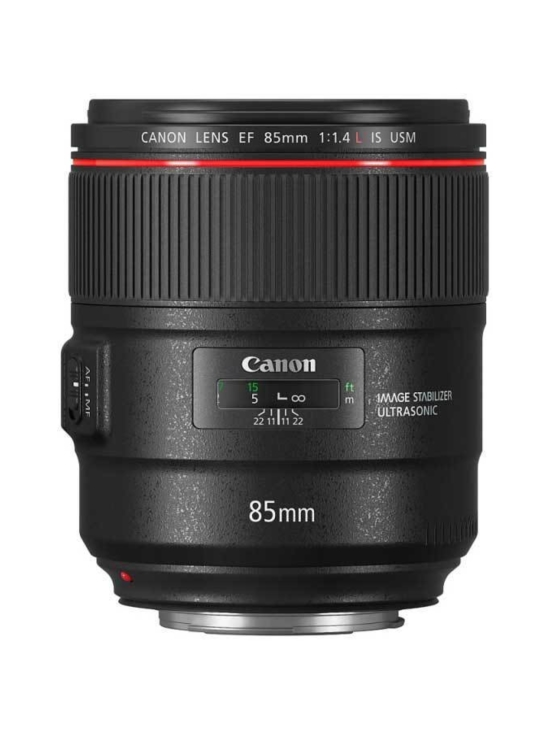 Canon - Canon EF 85mm f/1.4L IS USM - null | Stockmann - photo 2