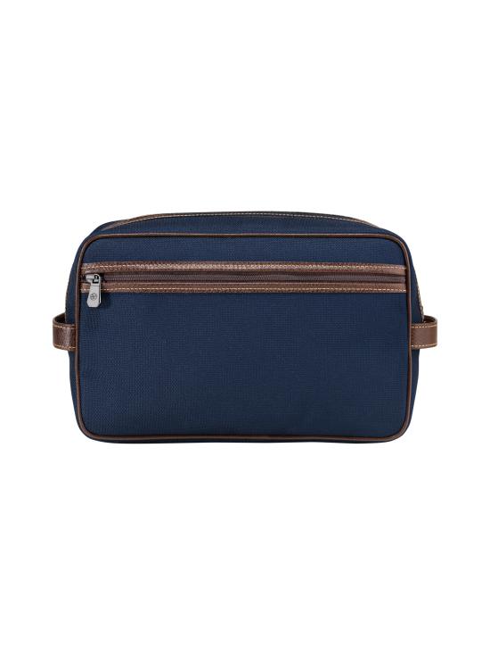 Longchamp - Boxford - Toiletry Case - Toilettilaukku - BLUE   Stockmann - photo 3
