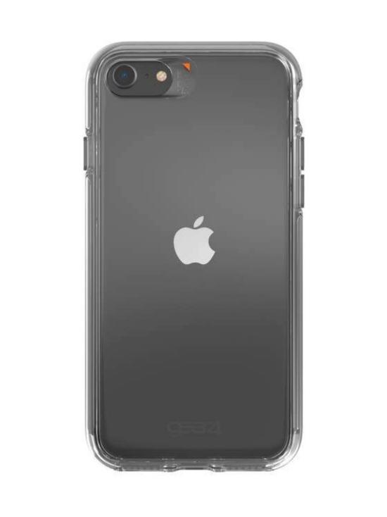 GEAR4 - Crystal Palace iPhone SE/8/7/6 -suojakuori - KIRKAS | Stockmann - photo 2