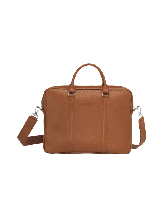 Longchamp - Le Foulonné - Briefcase XS - Salkku - CARAMEL | Stockmann - photo 1