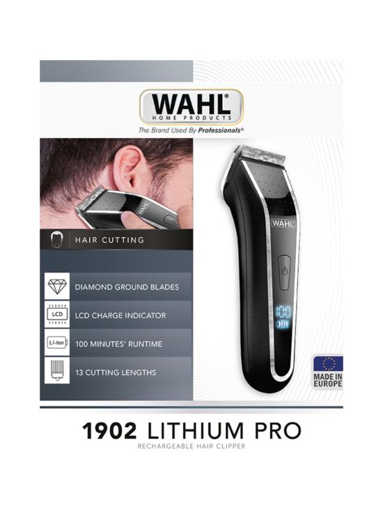 Wahl - Wahl 1902-0465 Lithium ProCut LCD hiustenleikkuukone | Stockmann - photo 3