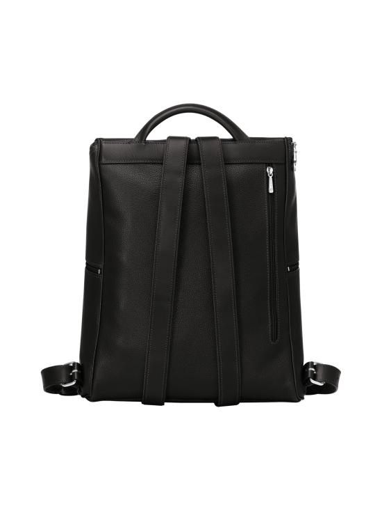 Longchamp - Le Foulonné Backpack - Reppu - BLACK | Stockmann - photo 3